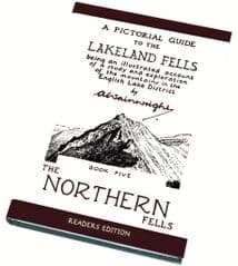 Pictorial Guide - Northern Fells - Readers Edition
