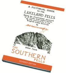Pictorial Guide - Southern Fells - Readers Edition