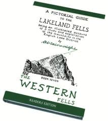 Pictorial Guide - Western Fells - Readers Edition