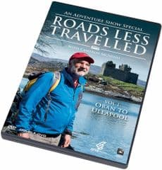 Roads Less Travelled Scotland  Vol 1 - Oban to Ullapool
