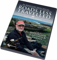 Roads Less Travelled Scotland Vol 2 - Sutherland, Caithness & Orkney