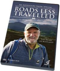 Roads Less Travelled Vol 3 - The Heart of Scotland