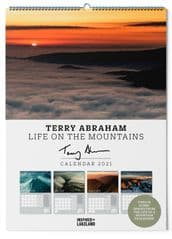 Terry Abraham's Life On The Mountains Calendar 2021