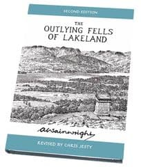 The Outlying Fells of Lakeland Book