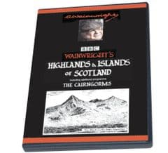 Wainwright Highlands Islands Scotland DVD