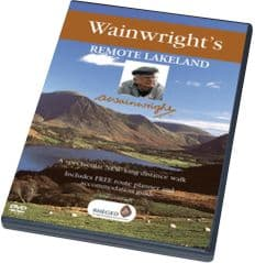 Wainwright's Remote Lakeland DVD
