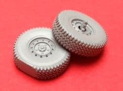 'Snatch' Land Rover replacement wheels