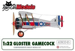 Gloster Gamecock Squadron 17 and 23