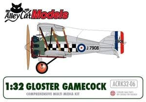 Gloster Gamecock Squadron 43 and 3