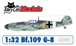 Messerschmitt Bf109 G8 conversion