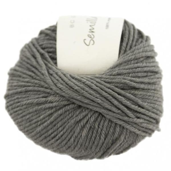 129 MOUSE - BC Garn Semilla Grosso shade 129 Mouse
