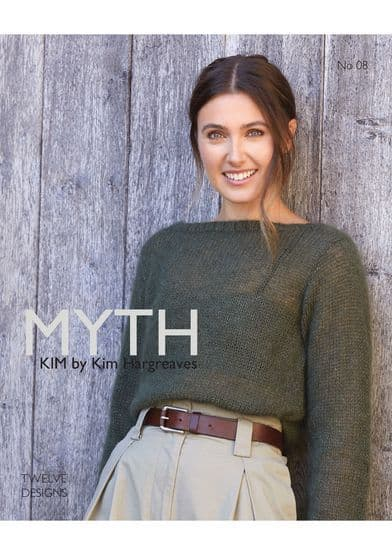 Myth by Kim Hargreaves Pattern Book