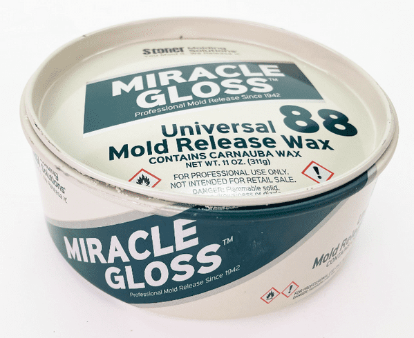 Miracle Gloss 88 Universal Mould Release Wax