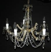 Vintage Chandeliers : £150  to £199