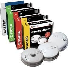 AICO SMOKE,HEAT,CARBON ALARMS AND ACCESORIES