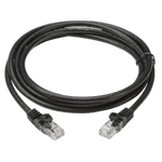 BNET61M 1M CAT6 network cable black