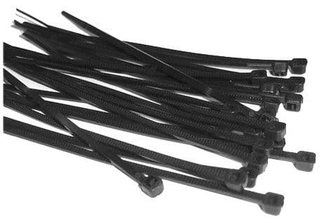 """Cable Tie 12""""/300mm Black or White"""