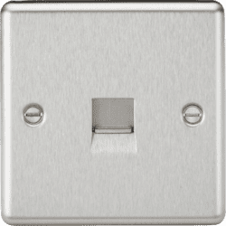 CL74BC Telephone Extension Outlet