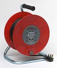 CR25M Cable Reels 25Meter Extension Lead