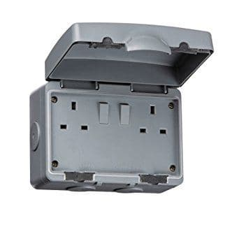 Out-Door Weather Proof Switches, Sockets And Junction Box's
