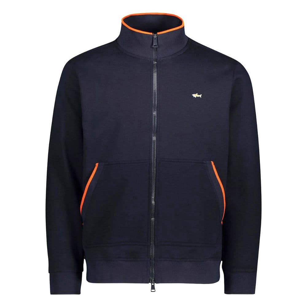 Paul & Shark Zip Sweatshirt Navy
