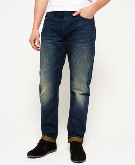 Superdry <br>Copperfill loose jeans
