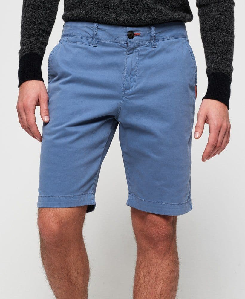 Superdry Dry International Chino Short Neptune Blue