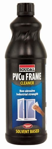 6 X Soudal UPVC Solvent Cleaner Trade Pack With Paper Tissue Roll