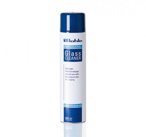 Bohle Glass Cleaner Trade Pack 6 Cans And Paper Roll