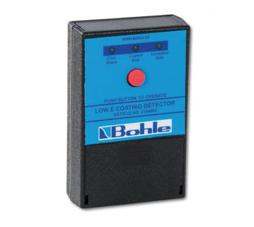 Bohle Low E Glass Coating Detector