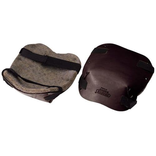 Expert Leather Work Knee Pads