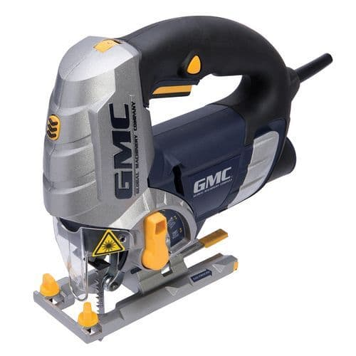 GMC 750W Pendulum Action Jigsaw with Laser Guide
