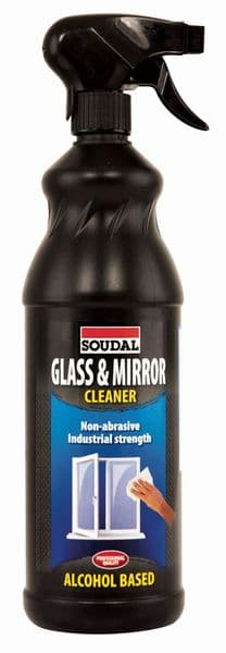 Soudal Glass & Mirror Cleaner,