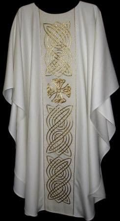 Celtic Knot 3 Chasuble