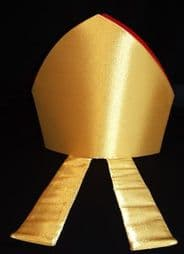 Cloth of Gold Mitre