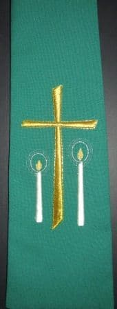 Cross and Candles (144)