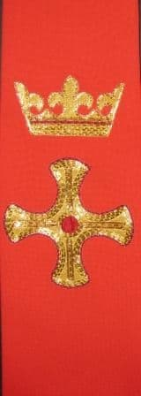 Cross and Crown (151)