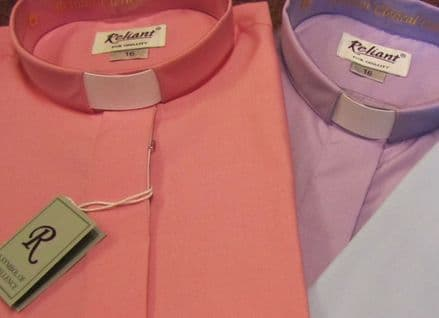 Ladies Clerical Shirts (S8131)