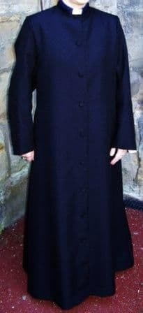 Lichfield Single Breasted Cassock (SB1)