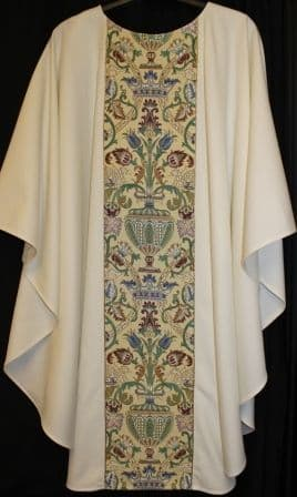 Tapestry Panel Chasuble