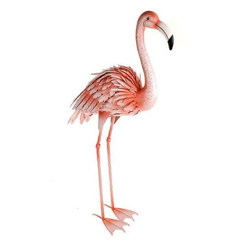 Wild Jungle Flamingo Garden Ornament 70 cm