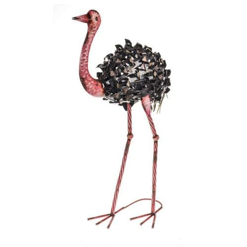 Wild Jungle Ozzie The Ostrich Ornament 78 cm