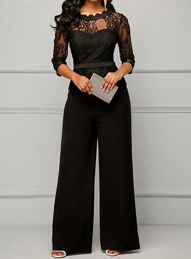 B&S - Black Jumpsuit