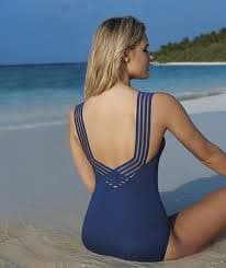 Sunflair -  Summer Breeze Blue Swimsuit