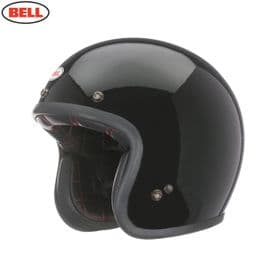 Bell Cruiser Custom 500 Adult Helmet Gloss Black