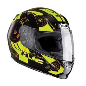 HJC CL-Y Simitic Child Helmet Fluo/Black