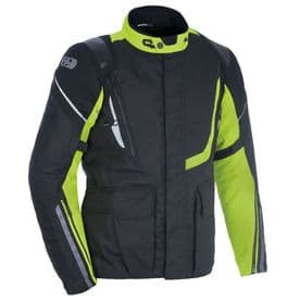 Oxford Montreal 4.0 MS Dry2Dry Textile Jacket Black Fluo Yellow
