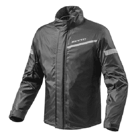 Revit Rain Jacket Cyclone 2 H2O black