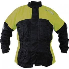 Richa Warrior WP Overjacket Fluo