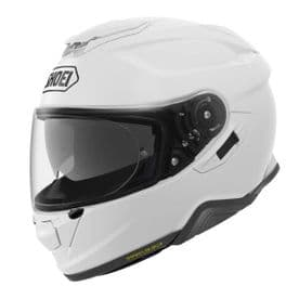 Shoei GT Air 2 Plain Gloss White Helmet